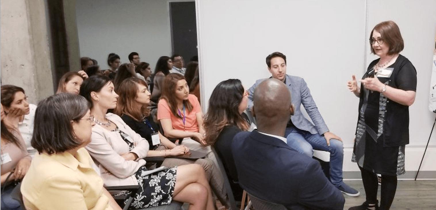 Access Pharma Career Day Panel
